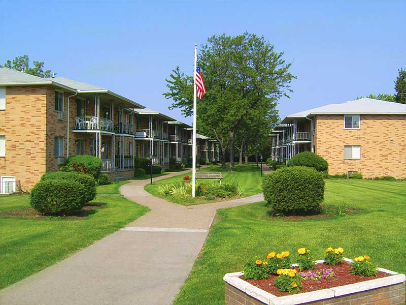Eastway Manor Apartments in Webster, NY